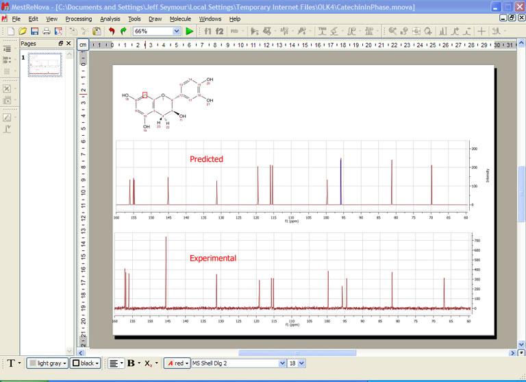 NMR Predict Desktop